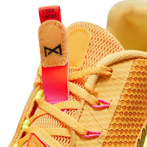 Nike Metcon 7 X Mens Training Shoes, Yellow/Black, rebel_hi-res