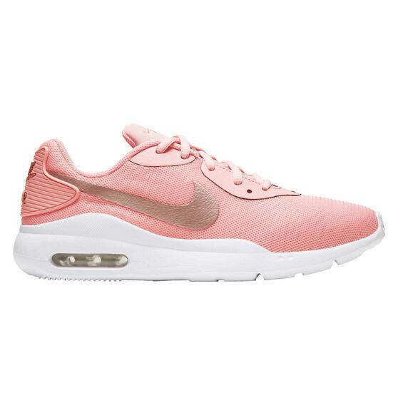Nike Air Max Oketo Womens Casual Shoes, Pink/White, rebel_hi-res