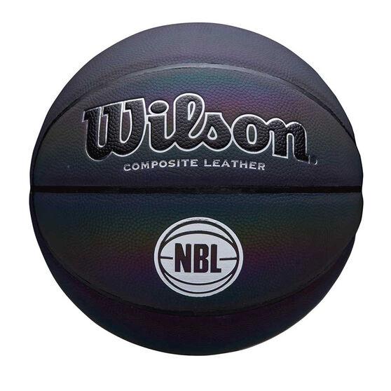 Wilson NBL Luminous Basketball, , rebel_hi-res
