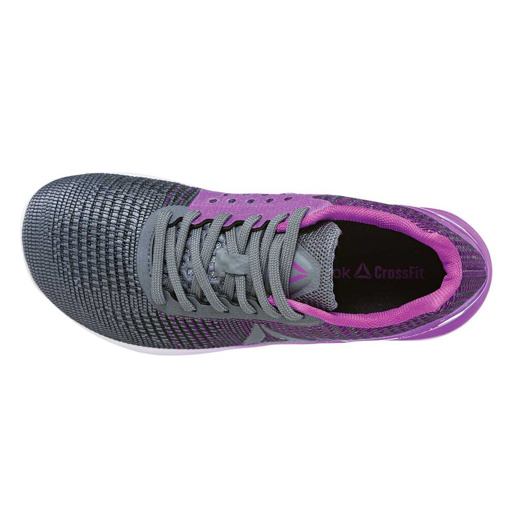 Reebok CrossFit Nano 7.0 Womens Training Shoes Black   Purple US 6 ... 234dc3edc