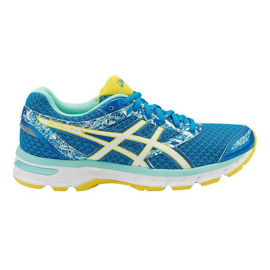 69f1dbe42b1417 Asics GEL Excite 4 Womens Running Shoes Blue / White US 6, Blue / White