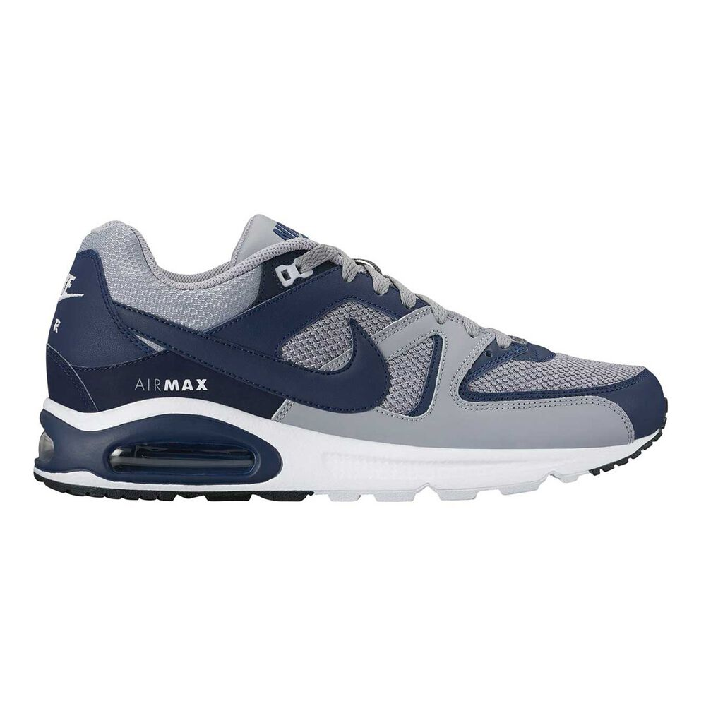 db993101526f9 Nike Air Max Command Mens Casual Shoes Grey   Blu US 7