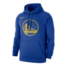 Nike Golden State Warriors 2019 Mens Club Hoodie Navy S, Navy, rebel_hi-res