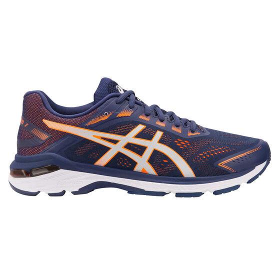 Asics GT 2000 7 2E Mens Running Shoes, , rebel_hi-res