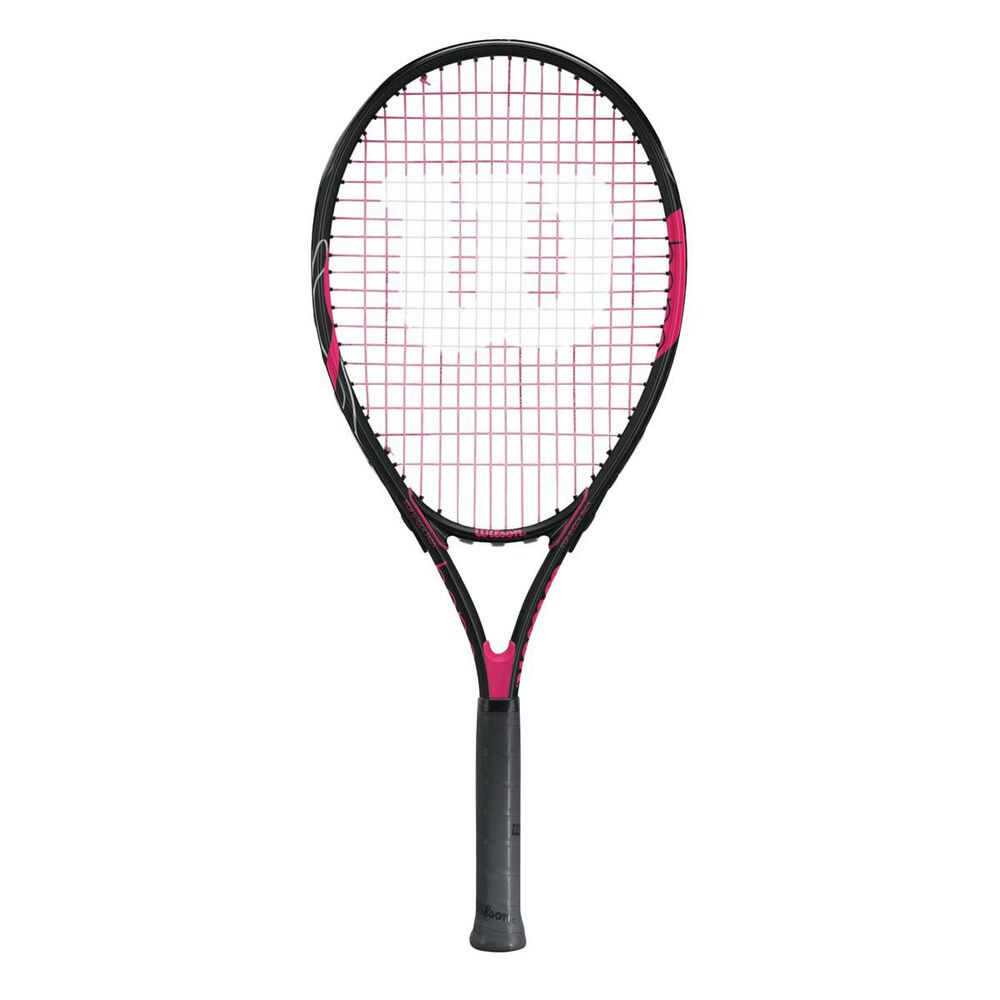 Wilson Hope Senior Tennis Racquet Black / Pink 4 3 / 8in