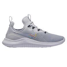 Nike Free TR 8 Print Womens Training Shoes White / Black US 6, White / Black, rebel_hi-res