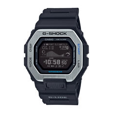 Casio G Shock GBX100-1A Bluetooth Tide Watch, , rebel_hi-res