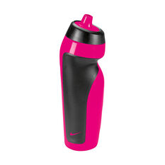 Nike Sport 600ml Water Bottle Pink 600mL, Pink, rebel_hi-res