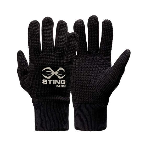 Sting Air Weave Cotton Inner, Black, rebel_hi-res