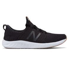 New Balance Fresh Foam Sport Womens Running Shoes Black/White US 7, Black/White, rebel_hi-res