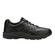Asics Gel Mission 3 Womens Training Shoes Black US 6, Black, rebel_hi-res
