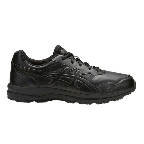 Asics Gel Mission 3 Womens Training Shoes Black US 6.5, Black, rebel_hi-res