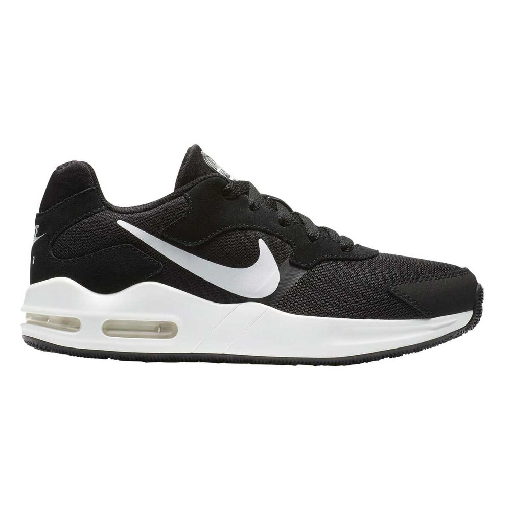 57f6f6c9fdce Nike Air Max Guile Womens Casual Shoes Black   White US 7