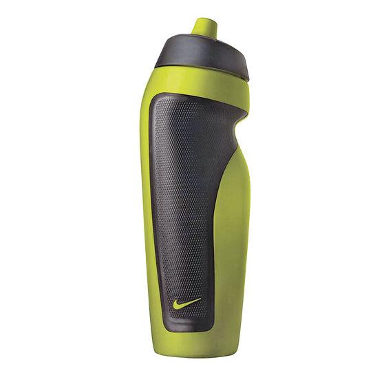 Nike Sport 600ml Water Bottle Green 600mL, Green, rebel_hi-res