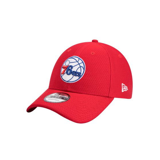 Philadelphia 76ers Mens New Era 9FORTY  Cap, , rebel_hi-res