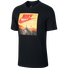 Nike Mens Sportswear Nike Air Photo Tee, Black, rebel_hi-res