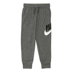 Nike Boys Club HBR FT Pants Carbon 4 4, Carbon, rebel_hi-res
