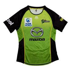 Sydney Thunder 2019 WBBL Womens Jersey Green S, Green, rebel_hi-res