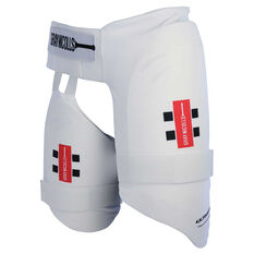 Gray Nicolls Ultimate Combo Cricket Batting Thigh Pad Set L, , rebel_hi-res