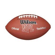 Wilson NFL MVP Trackified Football Brown / white 5, , rebel_hi-res