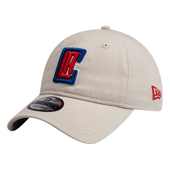 Los Angeles Clippers New Era 9TWENTY Stone Cap, , rebel_hi-res