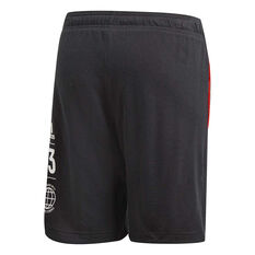 adidas Boys Stadium ID Training Shorts Black 10, Black, rebel_hi-res