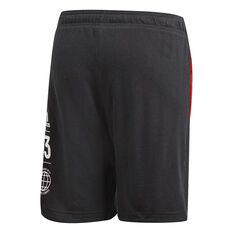 adidas Boys Stadium ID Training Shorts Black 10, Black, rebel_hi-res