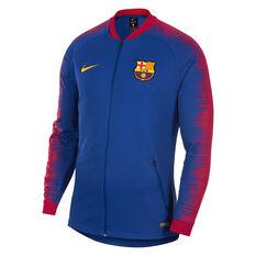 Barcelona FC 2018 / 19 Mens Anthem Jacket, , rebel_hi-res