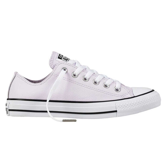 Converse Chuck Taylor All Star Low Office Womens Casual Shoes, Pink / White, rebel_hi-res