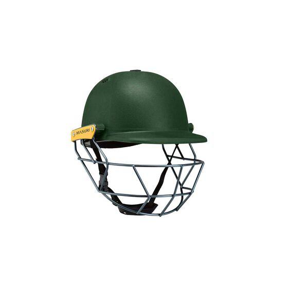 Masuri Legacy Junior Cricket Helmet Green S, Green, rebel_hi-res
