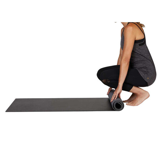 Gaiam Athletic Power Yoga Mat 5mm, , rebel_hi-res