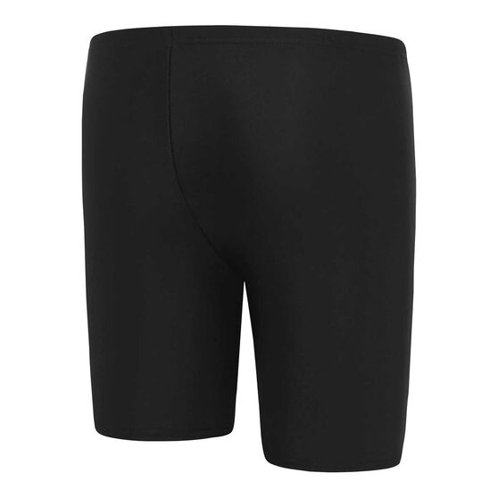 Speedo Toddler Boys Leisure Waterboy Swim Shorts, Black, rebel_hi-res