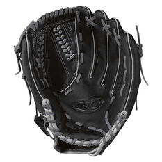Wilson 360 Slowpitch Right Hand Throw Softball Glove, Black, rebel_hi-res
