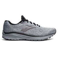 Brooks Anthem 2 Mens Running Shoes Grey / Black US 7, Grey / Black, rebel_hi-res