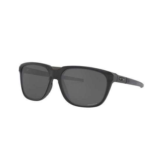 Oakley Anorak Sunglasses Matte Black / Prizm Black Polarized, Matte Black / Prizm Black Polarized, rebel_hi-res