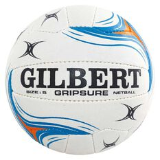 Gilbert Gripsure Netball 5, , rebel_hi-res