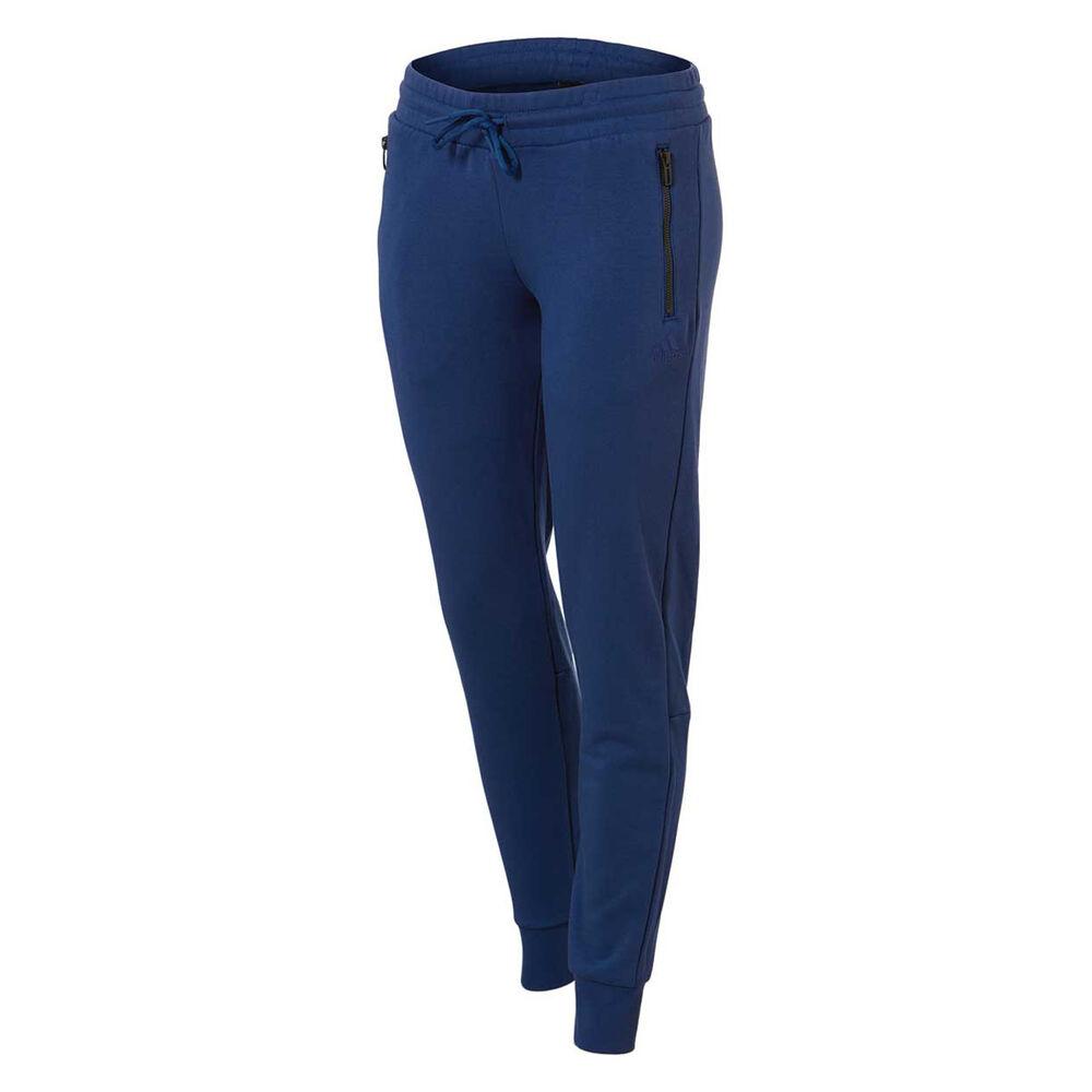 6f3547a4473a adidas Womens Sport ID Jogger Pants Noble   Indigo XS
