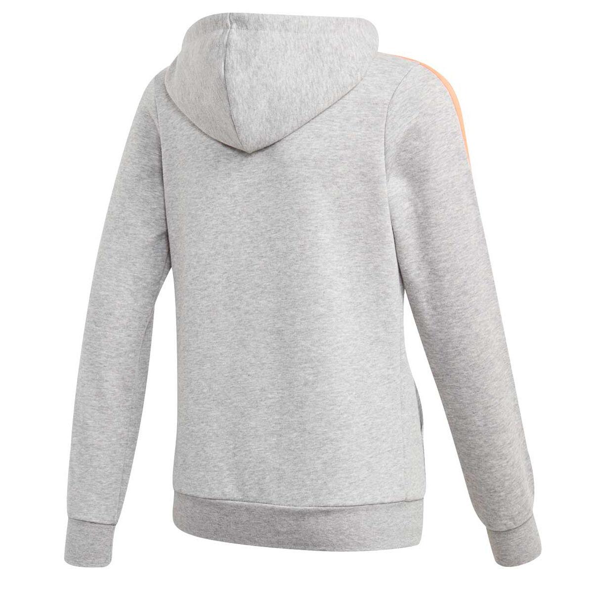 Hoodie Adidas Polar fleece Three stripes Sweater adidas