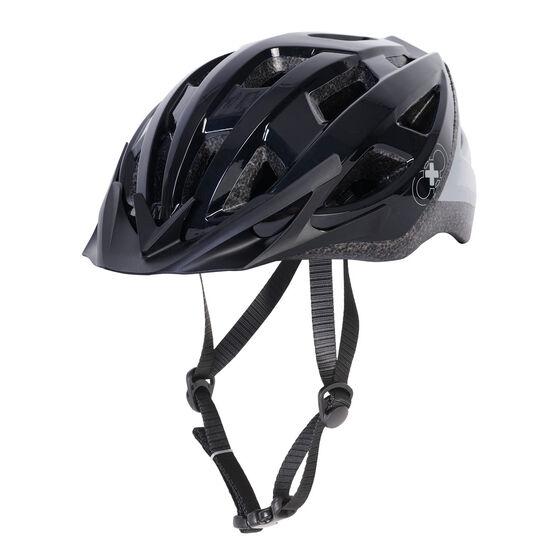 Goldcross Defender Bike Helmet, Black, rebel_hi-res