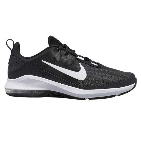 Nike Air Max Alpha Trainer Mens Training Shoes, Black / White, rebel_hi-res