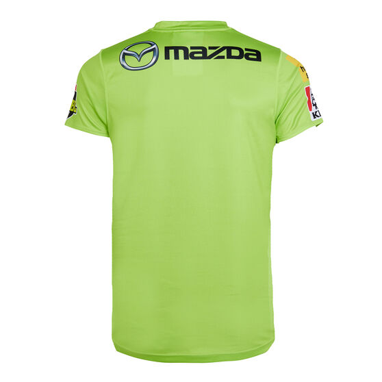 Sydney Thunder 2019/20 Mens BBL Jersey, Green, rebel_hi-res