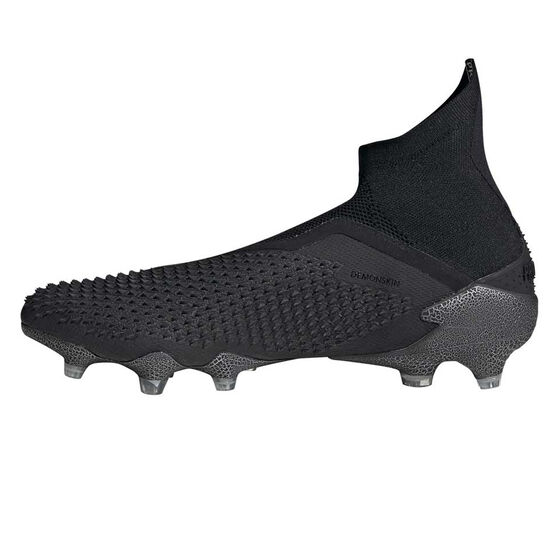 adidas Predator 20+ Football Boots, Black, rebel_hi-res