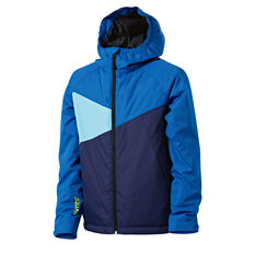 SVNT5 Boys Buller Jacket Blue / Navy 4, Blue / Navy, rebel_hi-res