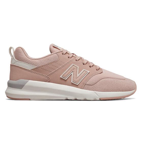 New Balance 009 Womens Casual Shoes, Pink, rebel_hi-res