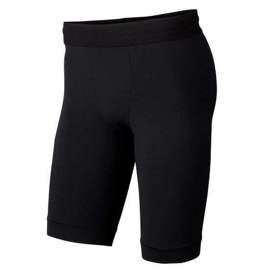 Nike Mens Yoga Dri-FIT Shorts, Black, rebel_hi-res