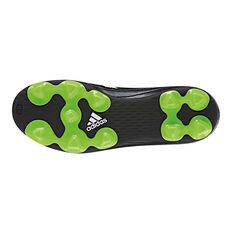 adidas Goletto VI Junior Football Boots Black / White US 5, Black / White, rebel_hi-res