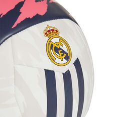 adidas Real Madrid Club Ball White / Pink / Blue 5, , rebel_hi-res