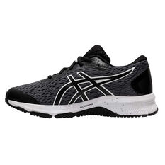 Asics GT 1000 9 Kids Running Shoes Black/White US 1, Black/White, rebel_hi-res