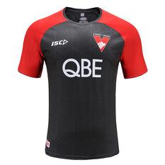 Sydney Swans 2020 Mens Training Tee, , rebel_hi-res