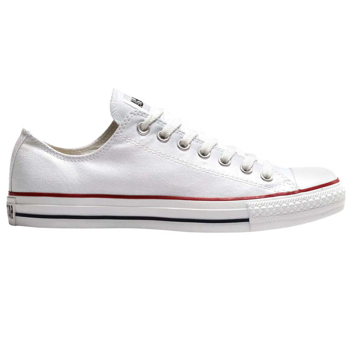 Converse Chuck Taylor All Star Low Casual Shoes White US Mens 3 Womens 5